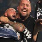 CM Punk nomme les deux stars de la WWE qu'il a le plus craqué