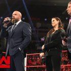 Vince McMahon, Triple H et d'autres dirigeants de la WWE vendent des actions de la société