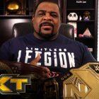 Keith Lee abandonne le titre nord-américain de la WWE NXT, un match de prise de contrôle pour décrocher un nouveau champion