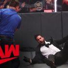 La WWE annonce que Dominik Mysterio vient à RAW pour affronter Seth Rollins