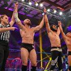 Résultats en direct de la WWE 205 - 24/07/20 (Mansoor, Lorcan et Burch font équipe, Drake Maverick)