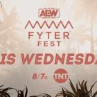 Il y aura une annonce choquante demain soir au AEW Fyter Fest