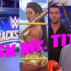 DEMANDEZ TITO - CM Punk After WWE Backstage, Tessa Blanchard in WWE ?, NXT vs.AEW, Low Ki's Mask Comment, Taz's WWE Shot in AEW, and More