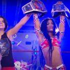 Résultats bruts de la WWE et récapitulation (7/27) - Match de championnat féminin de Raw - Sasha Banks a battu Asuka