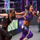WWE News: Sasha Banks et Bayley s'échappent avec le titre des femmes brutes, McIntyre sur Extreme Rules gagne