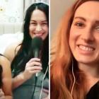 Becky Lynch explique comment elle a découvert sa grossesse avec Bella Twins