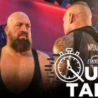 Pas de Big Show vs Randy Orton à Extreme Rules? & Plus de prises rapides cette semaine