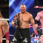 Edge prend un coup à Goldberg et Brock Lesnar
