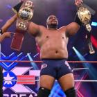 Keith Lee parle de sa victoire au WWE NXT Championship sur les réseaux sociaux