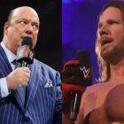 AJ Styles déchire Paul Heyman, dit qu'il a jeté plusieurs personnes à la WWE sous le bus