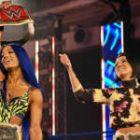 WWE News: Sasha Banks réfléchit à son retour à la maison au Performance Center le jour de l'aperçu, Kalisto partage un aperçu de l'épisode Dead Meat, le match complet Aleister Black contre Kyle O'Reilly