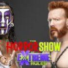 WWE News: Sheamus contre Jeff Hardy quitte le spectacle d'horreur à Extreme Rules, Lacey Evans contre Naomi Clip
