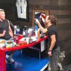 Adam Cole sort de l'entrevue avec Pat McAfee