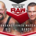 WWE News: Match non autorisé pour Raw, Cesaro et Shinsuke Nakamura réagissent pour gagner