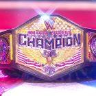 Classement des ceintures de titre de championnat de la WWE du pire au meilleur