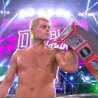 Cody Rhodes dépose une marque pour divers vêtements, mise à jour CMLL