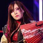 Kairi Sane quitte officiellement la WWE, elle remercie l'univers de la WWE