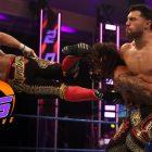 Résultats en direct de la WWE 205 - 7/3/20 (Legado del Fantasma en action, équipe Nese et Scott)