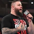 Kevin Owens confirme qu'il a poussé pour une politique de masque facial à la WWE