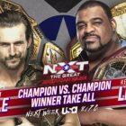 La WWE a filmé deux fins pour l'événement principal de la semaine prochaine au Great American Bash, dit un lutteur de développement