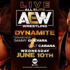 Sonny Kiss mène le combat, mais Cody Rhodes conserve le titre de TNT sur AEW Dynamite