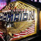 Le nouveau titre du WWE United States Championship n'est pas encore officiel