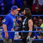 John Cena ne voulait pas que la WWE signe un contrat avec AJ Styles
