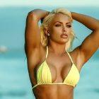 Mandy Rose inspire l'univers de la WWE avec sa dernière photo de bikini jaune
