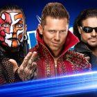 Match de titre; Jeff Hardy-Miz TV
