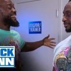 """Big E commente la course des célibataires de la WWE: """"Je veux montrer aux gens que je suis digne de cette opportunité"""""""