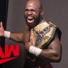 Nouvelles marques de commerce de superstar de la WWE, entretien spécial Sitdown sur The Bump de la WWE, plaques des équipages d'Apollo