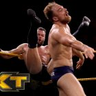 Dexter Lumis aurait subi des blessures en se retournant sur le sol sur WWE NXT (vidéo)