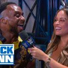 Big E contraste le bouclier et le nouveau jour, parle de l'impact de Xavier Woods sur sa carrière à la WWE