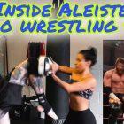 Ric Flair confirme son apparence RAW, dans le style de lutte professionnelle d'Aleister Black, Wade Barrett