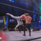 Chris Jericho utilise le GIF Keith Lee pour narguer la WWE NXT sur la victoire des classements AEW Dynamite