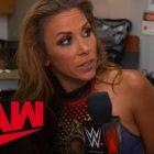 Mickie James exprime sa frustration après avoir perdu son match retour WWE RAW, Nick Aldis réagit