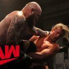 Le lutteur de deuxième génération Colby Corino apparaît sur WWE RAW Underground