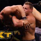 Johnny Gargano est tombé sur la tête lors du match d'ouverture de la WWE NXT de ce soir (vidéo)