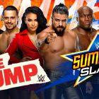SummerSlam Edition de The Bump de la WWE, Samoa Joe impliqué dans un jeu vidéo, nouvelles marques de commerce de la WWE