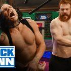 Jeff Hardy à propos de la WWE en utilisant des problèmes personnels dans les scénarios, en écrivant un script pour le Sheamus Bar Fight