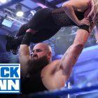 Braun Strowman demande à Vince McMahon s'il pouvait se raser la tête chauve plus tôt ce mois-ci