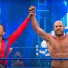 Résultats et récapitulation de WWE Smackdown (8/7) - Cesaro (avec Shinsuke Nakamura) a battu Lince Dorado (avec Gran Metalik); Fiend vs Strowman à SummerSlam