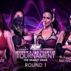 Dasha Gonzalez participera au tournoi AEW Deadly Draw