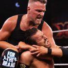 Pat McAfee a fini avec la WWE