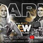L'ancienne superstar de NXT Rachael Ellering fera ses débuts à AEW ce mardi dans Dark