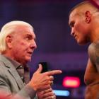 """Ric Flair fait l'éloge de Randy Orton et Drew McIntyre SummerSlam Match: """"Ils ont livré"""""""