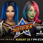 Asuka bat Sasha Banks et remporte le titre féminin brut à la WWE SummerSlam 2020    Rapport du blanchisseur