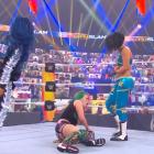 WWE SummerSlam: Bayley vs Asuka - Championnat féminin de SmackDown