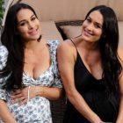 Les Bella Twins partagent leurs noms et photos de bébé