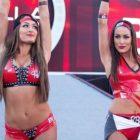 Nikki Bella et Brie Bella de la WWE révèlent des noms de bébé et partagent les premières photos de leurs fils